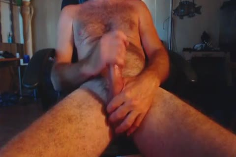 Closeup Redneck penis Stroker.mp4