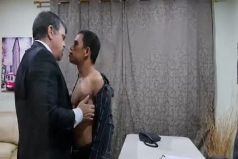 pleasing Daddy Chinese drilling And Slurping