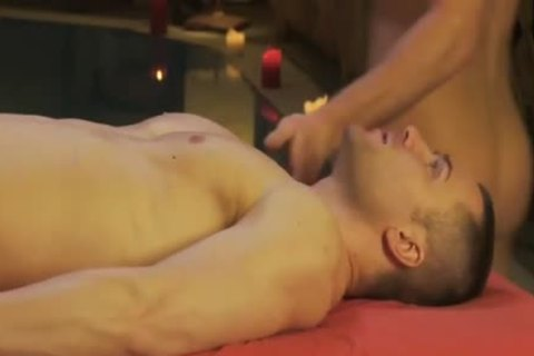 lustful And Relaxing Massage For His joy