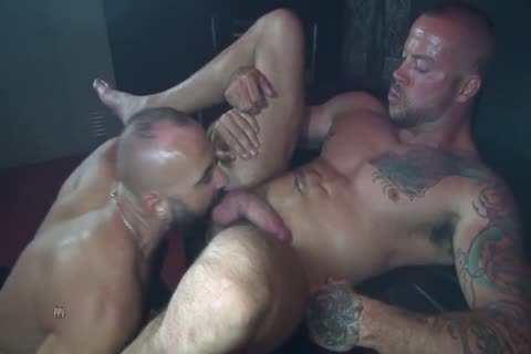 Colin O'Neal And Sean Duran In Flip fuck Bb Scene