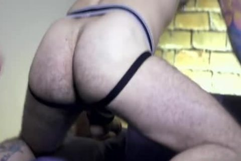 Muscle homosexual blowjob With ejaculation